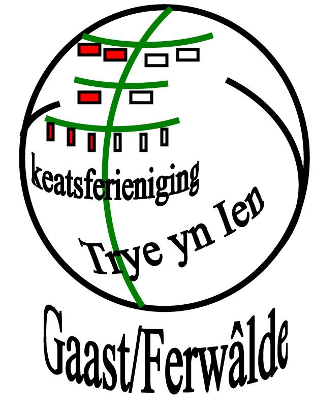 Kaatsvereniging Trije Yn Ien organiseert Pinksterpartij